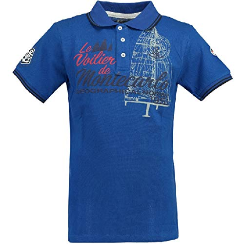 Geographical Norway Polo Manches Courtes Coton KATCHE SS Men