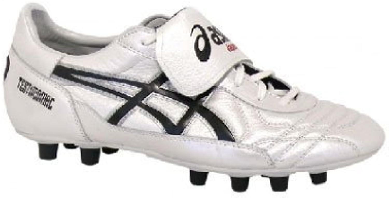 ASICS-Chaussures de Foot Testimonial lumière Nr noir pearl 40