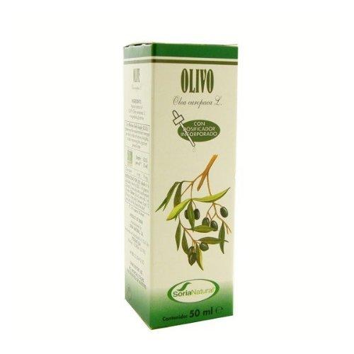 Soria Natural Extracto Olivo Glicolico - 50 mililitros