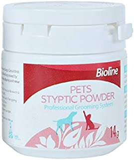 14gペット用止血パウダー、抗炎症性抗菌鎮痛パウダー、猫と犬の創傷止血治療パウダー