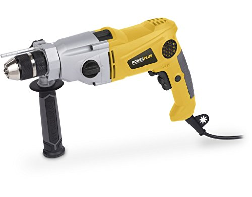 Powerplus POWX028 drill 3000 RPM - Drills (3000 RPM, 1,6 cm, 1,6 cm, 4 cm, 48000 BPM, AC)