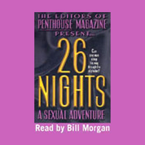 26 Nights audiobook cover art