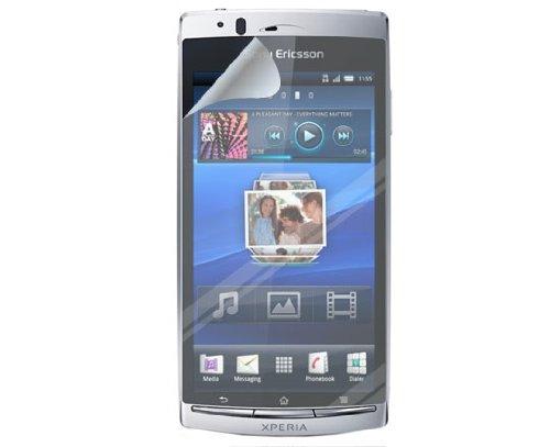 Ksix B3425SC01 - Pack de 2 protectores de pantalla para Sony Ericsson...