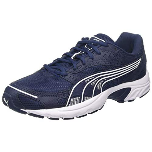Puma Axis, Sneaker Unisex-Adulto, Blu (Peacoat-Puma White 07), 38 EU