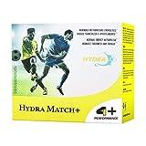 4+ NUTRITION - Hydra Match+, suplemento deportivo, hidratos de...