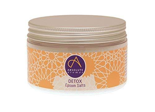 Absolute Aromas Detox Epsom badzout, 300 g