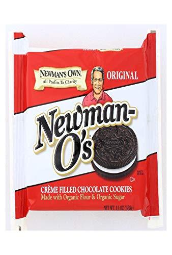 Newman's Own Organics Original Chocolate Vanilla Creme Cookie - 13 oz.