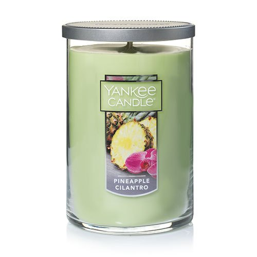 Yankee Candle Large 2-Wick Tumbler Candle, Pineapple Cilantro