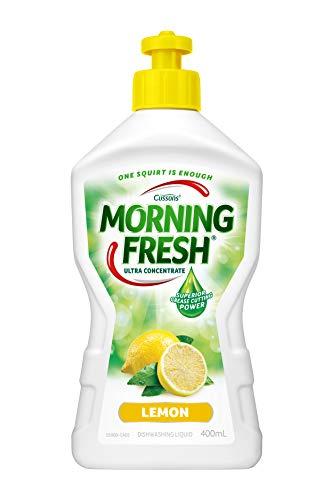 Morning Fresh Lemon Dishwashing Liquid Lemon 400 milliliters