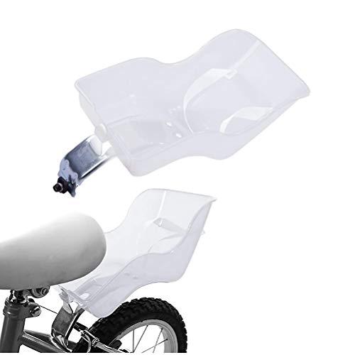 TIANTIAN 1 x Baby-Dolly-Transporttasche für Kinder, Fahrrad-Rücksitz, Glitzer-Puppensitz, Kinderfahrradzubehör für Mädchen