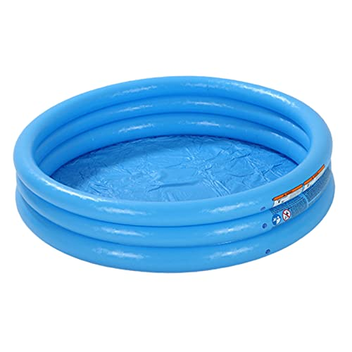 Fenteer Piscina Inflable para niños, Piscina Inflable Hinchable para niños pequeños, bañera de salón para jardín al Aire Libre, Fiesta acuática de Verano,