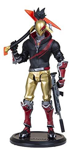 McFarlane- Epic Games Collection Fortnite Day & Date Figura de Acción Red Strike Day&Date, Multicolor (10805-7)