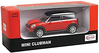 Rastar Licensed 1:48 Scale Mini Cooper Clubman Collectible Die Cast Edition Sports Car