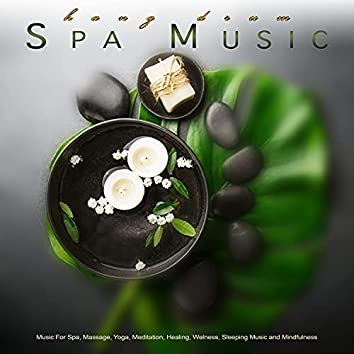 Hang Drum Spa Music: Music For Spa, Massage, Yoga, Meditation, Healing, Wellness, Sleeping Music and Mindfulness