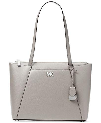 "Silver-Tone Hardware Dimensions: 14""W X 11.75""H X 5.25""D. Handle Drop: 10"" Interior Details: Back Zip Pocket, 2 Back Slip Pockets, Center Zip Padded Tech Compartment, 6 Front Slip Pockets Exterior Details: Back Snap Pocket, Front Snap Pocket Lining: ..."