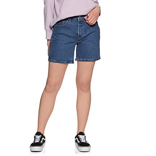 Levi's® 501 Mid Thigh Pantaloncino Charleston Shadow
