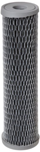 Pentek NCP-10 Pleated Carbon-Impregnated Polyester Filter Cartridge, 9-3/4