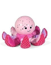 Cloud B Octo Softeez - Pink Independiente Rosa - Luz nocturna para bebé (Independiente, Rosa, Mesa, Animales, Pulpo, Habitación de los niños)