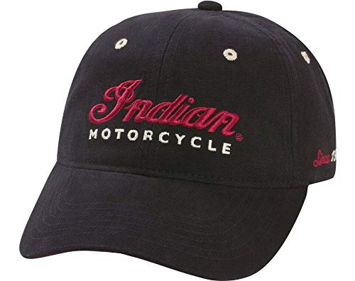 Indian Motorcycle Embroidered Ha...