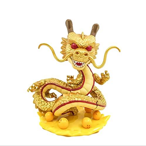 Figura Pop Dragon Ball Z Shenron Gold # 265 6 'Figura De Vinilo 15Cm