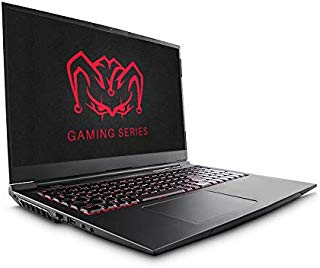 "Notebook Gamer Avell G1750 MUV RTX 2070 (8GB) Core i9 16GB M.2 512GB 17.3"" preto"