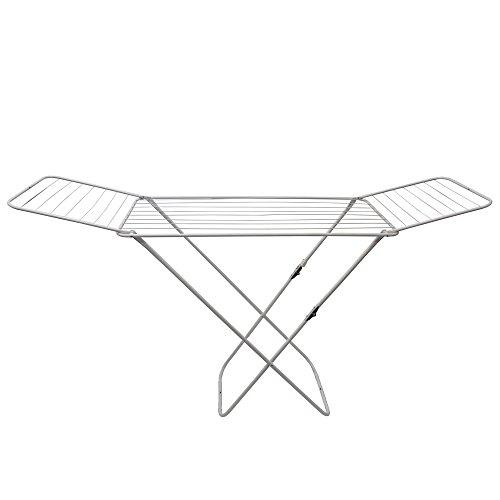 JVL 11-007 - Prendas con alas plegables, blanco