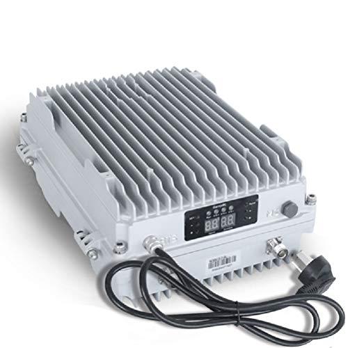 Liberación Repetidor De Señal 5W MGC 4G Al Aire Libre 90db 2G 3G Amplificador De Teléfono 850900 1800 2100 MHz 37dbm Amplificador Impermeable para Edificios Grandes (Color : 850MHz Band5)
