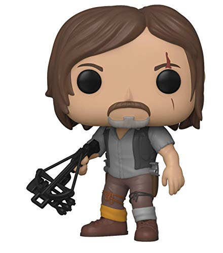 Funko Pop Figura De Vinil TV: Walking Dead-Daryl The Coleccionable, Multicolor (43531)