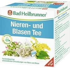 Bad Heilbrunner Nieren und Blasen / Kidney and Bladder Tea 15 x 2g (2-Pack)