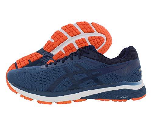 ASICS Men's GT-1000 7 Running Shoes, 9M, Grand Shark/Peacoat