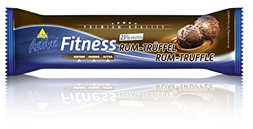 Active Fitness Riegel, Rum-Trüffel, 24 x 35g