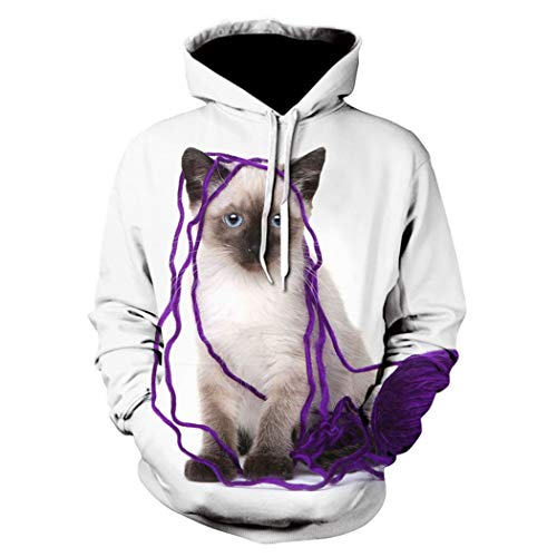 Cute Labrador Dog 3D Animal Printed Hoodie, Casual Fashion Sweatshirt Hombres Mujeres Cool Jacket Street Hoodie DW-05 3XL