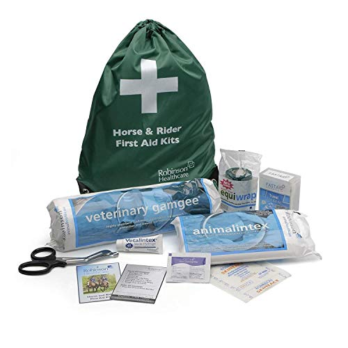 Robinson Healthcare Horse and Rider First Aid Kit