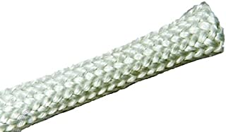 3 1//2 x 160 ATLANTEX HW56200 Heavy Wall Fiberglass Sleeving 1000 Degree F Continuous Exposure Dash Size-56