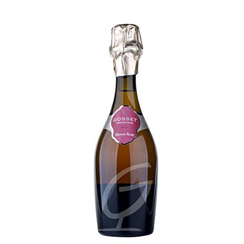 Gosset Grand Rosé Brut Champagner 0,375 Ltr.