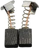 Escobillas de Carbón para RYOBI SG1155 amoladora - 4,9x7,9x10mm - 1.6x2.8x3.9''