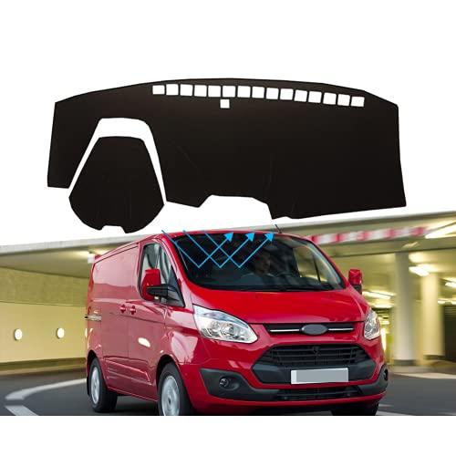 YANGSHENGL Almohadilla Protectora de la Cubierta del salpicadero, para Ford Transit Tourneo...