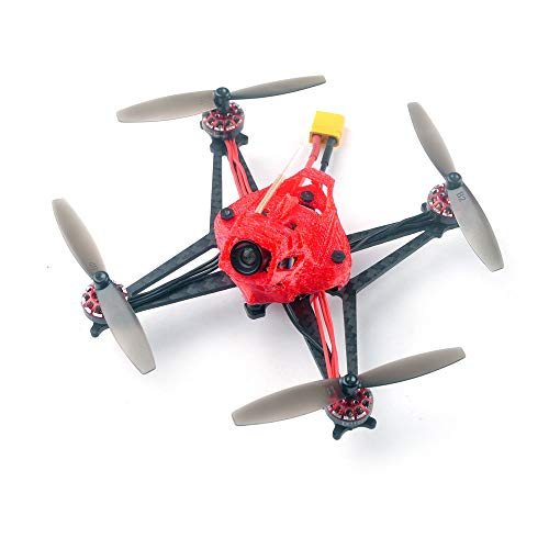 Happymodel Sailfly-X Quadcopter 105mm 2-3S Micro Brushless FPV Racer Drone (Frsky Version)
