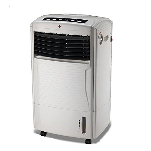 XIOALIN Ventilateur de climatiseur Chauffage et refroidissement Ventilateur vertical vertical à double usage de ventilateur de refroidissement 60W