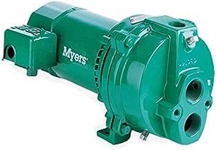 Fe Myers HJ100D Deep Well Jet Pumps, 1 HP, Cast Iron