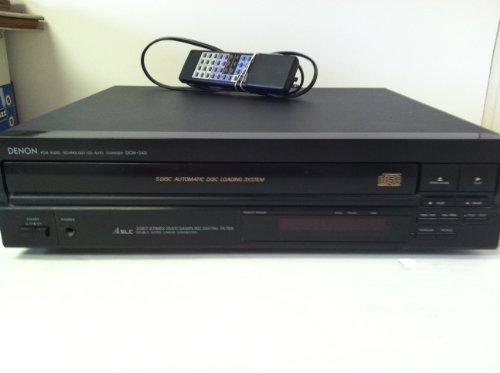 Denon DCM-340 5 Disc CD Player