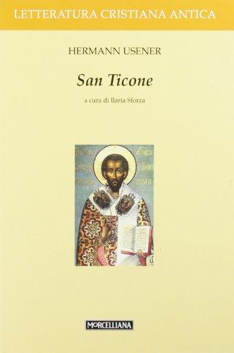 San Ticone (Letteratura cristiana antica. N. S.)