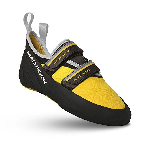 Mad Rock Flash 2.0 Climbing Shoe - Yellow Size 14