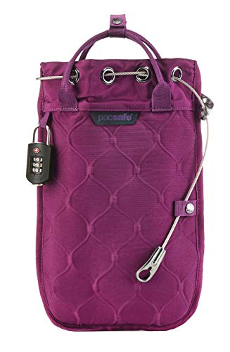 Pacsafe Travelsafe 3L GII Diebstahlschutz tragbar Safe-Currant, Currant (violett) - 10481630