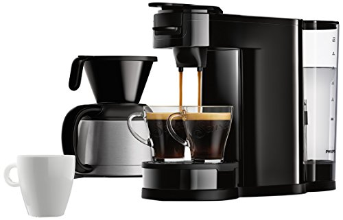 Philips Senseo Switch Kaffeevollautomat schwarz