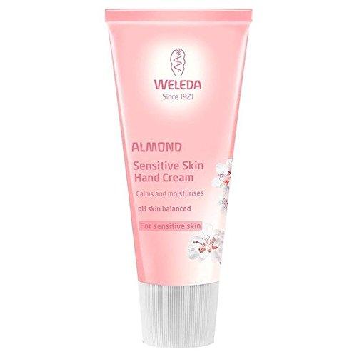 Weleda Mandel Empfindliche Haut Handcreme 50 Ml (Packung mit 2)