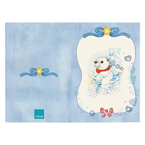 THUN - Biglietto d'Auguri di Natale - Cerimonia, Regali - Linea Dolce Inverno - Carta - 11 x 16 cm