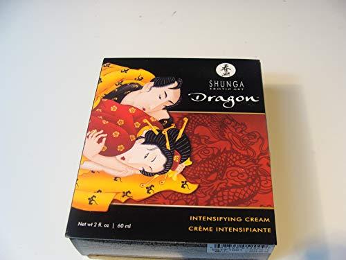 Dragon shunga Crema Emocionante