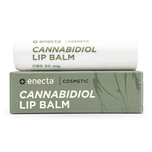 Enecta - Lippenbalsam mit Hanf-Extrakt...