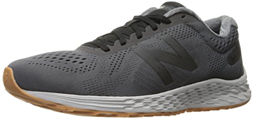 New Balance Men's Fresh Foam Arishi V1 Running Shoe, Dark Grey, 10.5 D US